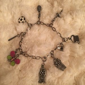 Jewelry - High Intensity Charm Bracelet